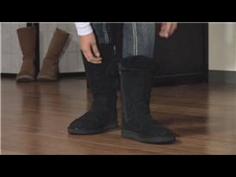 Fashion Trends : How to Wear Uggs With Jeans