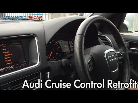 Audi Cruise Control Retrofit