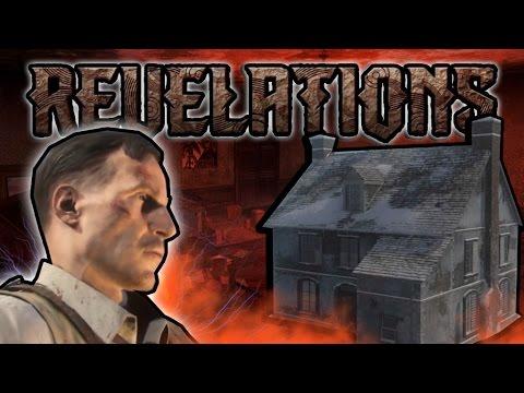 Blackops 3 Zombies Revelation Dlc 4 Map Samanthas House Call Of
