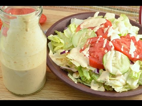 Creamy Chipotle Dressing Recipe - Smoky Jalapeno Salad Dressing | RadaCutlery.com