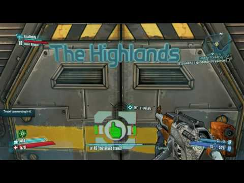 Borderlands 2 Offline LAN Co Op Gameplay