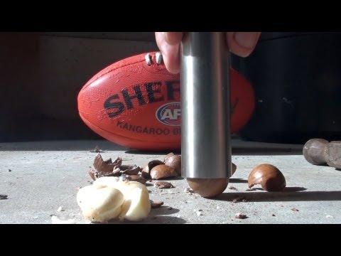 Maca Craca Macadamia Nut Cracker Review