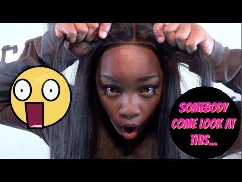 🙌BEST D@MN CLOSURE/BUNDLES EVER! || NO GLUE NO TAPE || LEMODA HAIR