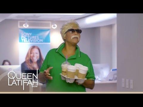 Queen Latifah as The Undercover Boss