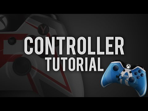 How to design an Xbox Controller in Photoshop | BazDZN