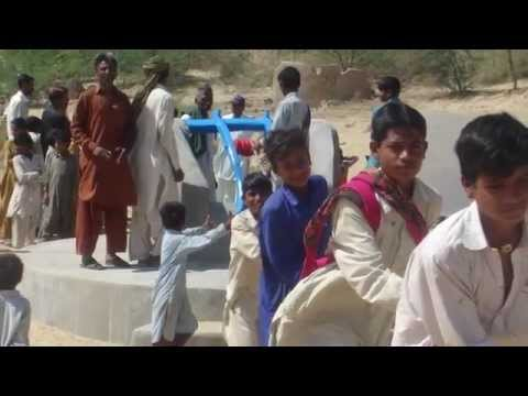 Water for Life project in Tharparkar, Pakistan