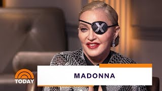 Download Madonna Opens Up About 'Madame X' & Motherhood - Full Interview | TODAY Video