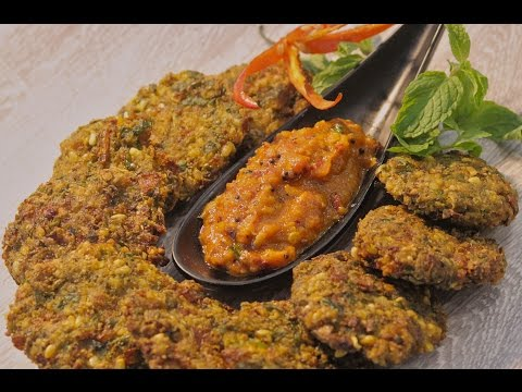 Moong Dal ke Pakode | ChefHarpalSingh