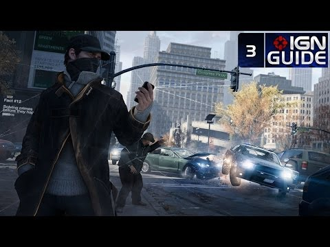 Watch Dogs Walkthrough - Act 1, Mission 03: Backstage Pass