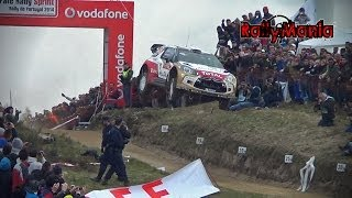 WRC Fafe Rally Sprint 2014 - Crash & Show [HD]