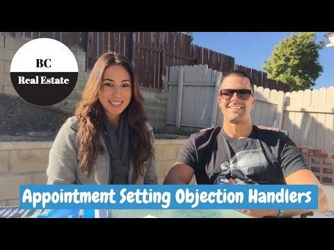 How to Handle Appointment Setting Objections