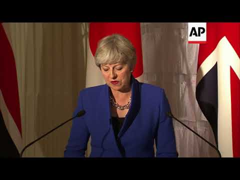 May: UK stands with Japan after NKorean launch