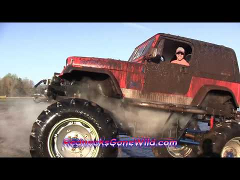 Iron Horse Mud Ranch Friday March 2018 part 3