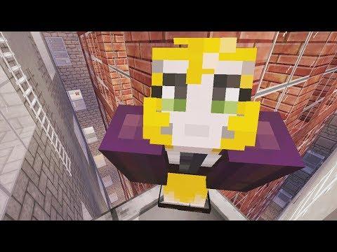 Minecraft Xbox - Statue Challenge - Battle Mini-game
