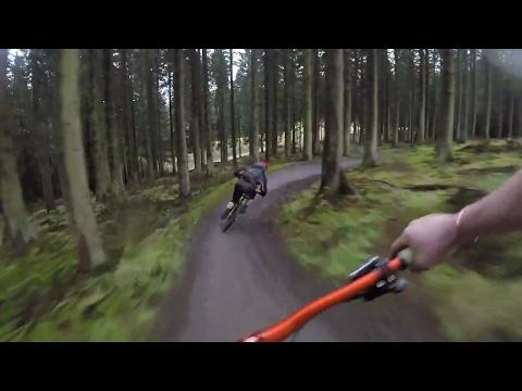 Glentress - mtb - Scotland - Gopro Karma Grip