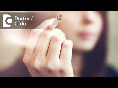 Does smoking increase toothache? - Dr. Sangeeta Honnur