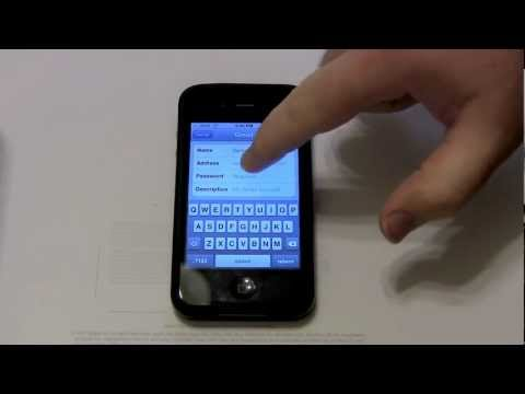 A: How to Setup Email on an iPhone 4S / 4 / 3GS - How to Use My iPhone Tutorial 2
