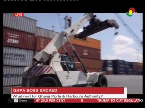 GHPA Boss sacked?  - 23/1/2017