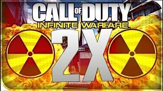 Infinite Warfare 65 - 0 KD 2 De-Atomizer strikes on Throwback.