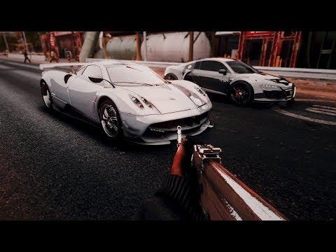 GTA 5 - Com os Gráficos mias Extremos Ultra Realista 4k
