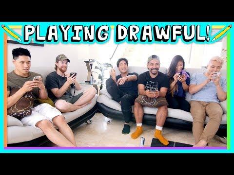 Playing Drawful!