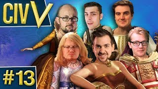 Civ V: Euro Rumble #13 - Mum, Get The Camera
