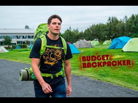 BUDGET BACKPACKER: Iceland - TEASER