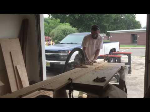 DIY Baseboard Trim Routing