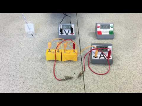 9-1 GCSE Physics Required Practical 4 - Thermistor