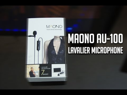 Review: Best Lavalier Mic for YouTube?