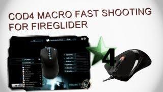 Mire's Macros MW2, CoD4: rapid fire + autohotkey script