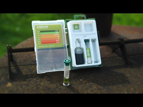 How To Test the pH of Soil & How To Prepare A Garden Bed For Planting