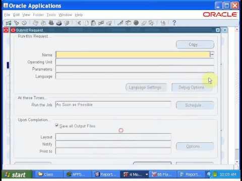 Oracle Apps Tutorial-3:Default Types Constant, SQL Statement, Segment, Current Date,