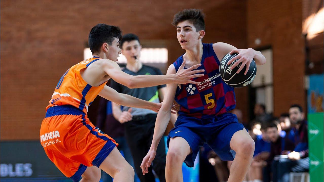Valencia Basket - Barça   Minicopa Endesa 2020