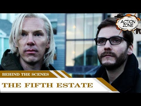 Behind the Scenes Of The Fifth Estate|  All you need to know about The Fifth Estate