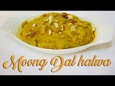 Moong Dal halwa Recipe | Indian festive Recipe special