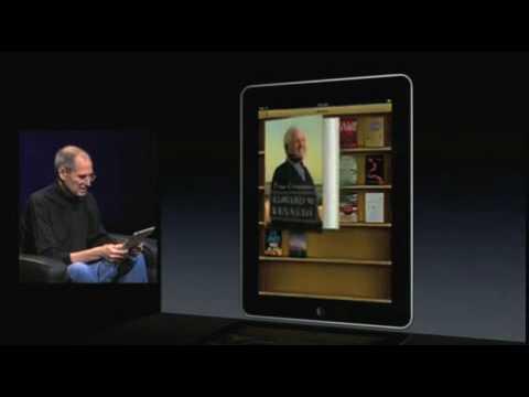 iBooks: Reading books on the Apple iPad