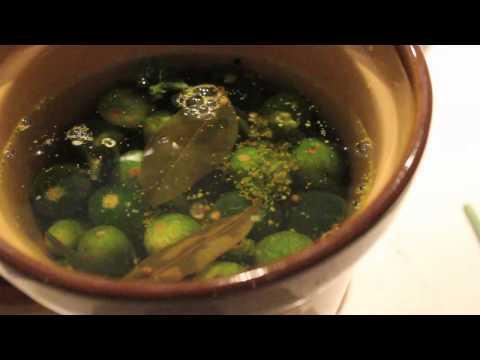 Crunchy Brine Dill Pickles
