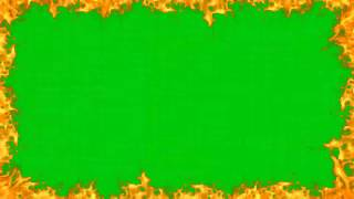 Green Screen Fire Effects - Free Download