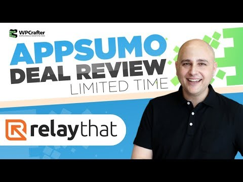 RelayThat Review - Perfect Graphic Design Tool For The Design Challenged
