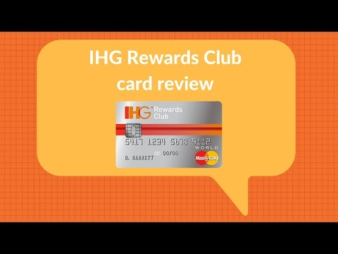 Chase IHG Review: Best Hotel