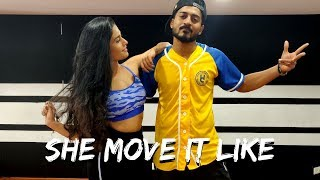 She Move It Like L Badshah L Team Naach X Nimit Kotian