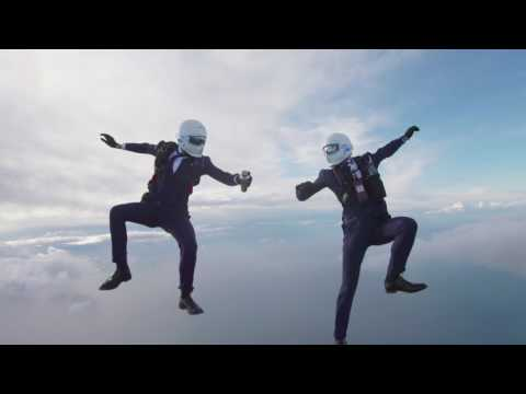 Hackett London: Landing in Style