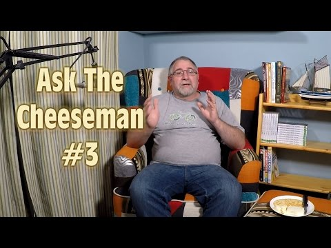 Raw Goat's milk and Using Recipes - Ask the Cheeseman 3