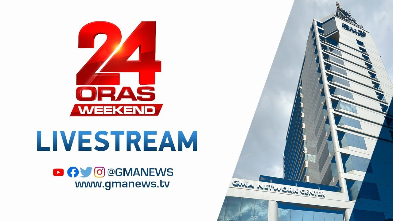 24 Oras Weekend Livestream: May 24, 2020   Replay (Full Episode)