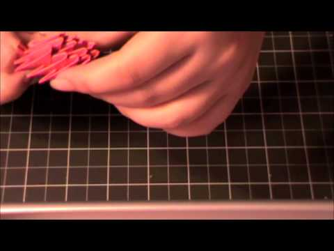 How to make a 3D Origami Dragon