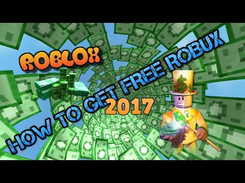 ROBLOX HOW TO GET FREE ROBUX 2017 WORKING 100% LEGIT   100 SUBS SPECIAL HD