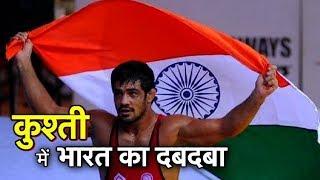 Sushil Kumar Enters Finals | Sports Tak
