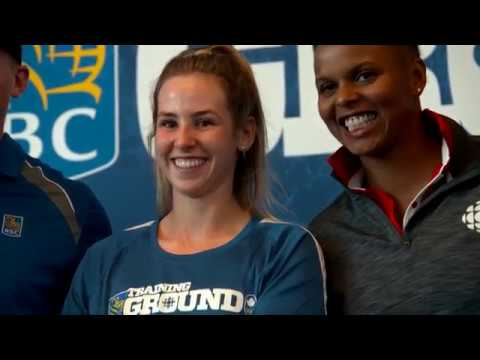 RBC Training Ground 2017 Calgary winner: Meet Sarah Orban