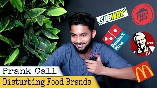 International Food Brands Prank Call (Part 2) | Funny Reactions | Prank in Pakistan